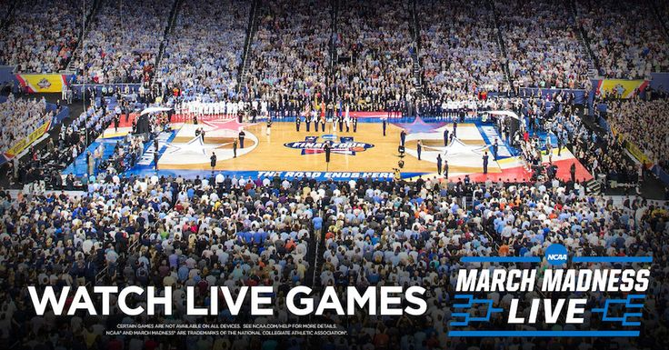 How to stream March Madness Live! (2017) March madness