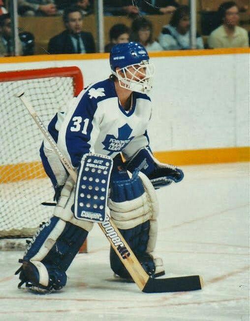 Ken Wregget / Toronto Maple Leafs