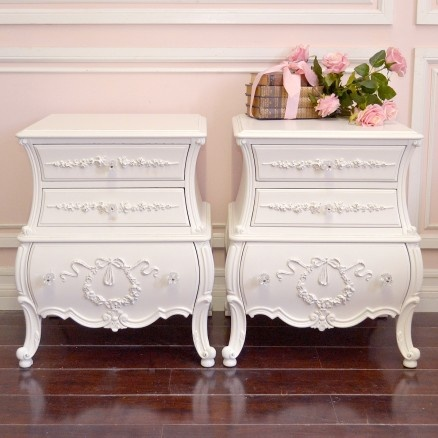 White French tables