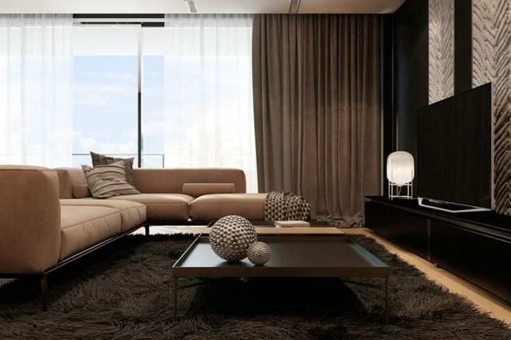 Best 25 salon taupe ideas on pinterest salon couleur taupe salles taupe a - Parquet couleur taupe ...
