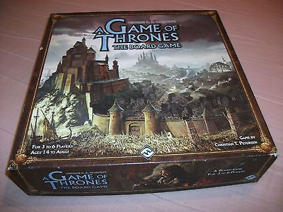 A game of #thrones the board gmae #second edition fantasy #flight complete,  View more on the LINK: 	http://www.zeppy.io/product/gb/2/151933257808/