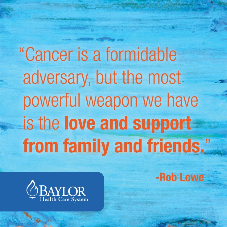 What does Rob Lowe know about fighting breast cancer? Sadly, more than anyone should ever have to. He not only lost his mother to the disease, but his grandmother and great-grandmother as well. He has been on a personal crusade ever since to raise breast cancer awareness. Here are Rob Lowe's 3 Breast Cancer Tips. @Baylor Stranton Stranton Health Care System #Baylorhealth #cancer #support