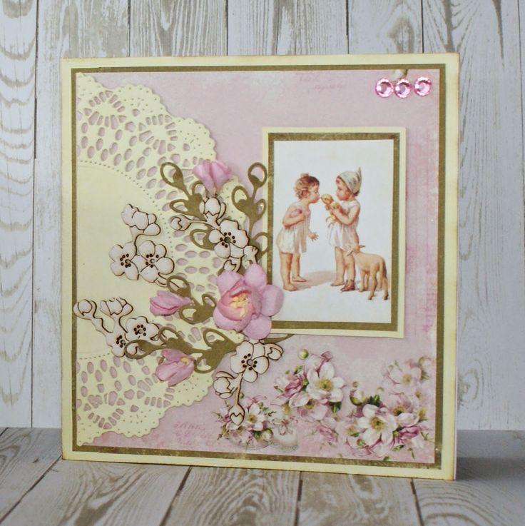 Paper Passion: z kwiatem wiśni