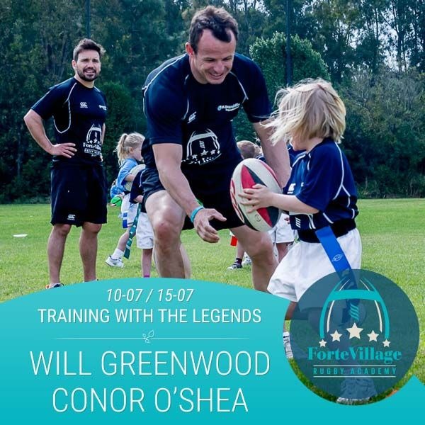 Let your children be trained by the best champions of the Forte Village #Rugby #Academy! See the complete calendar here and book now! http://bit.ly/1NvHoEl