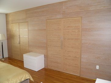 Closet doors - contemporary - interior doors - new york - Bella Porta