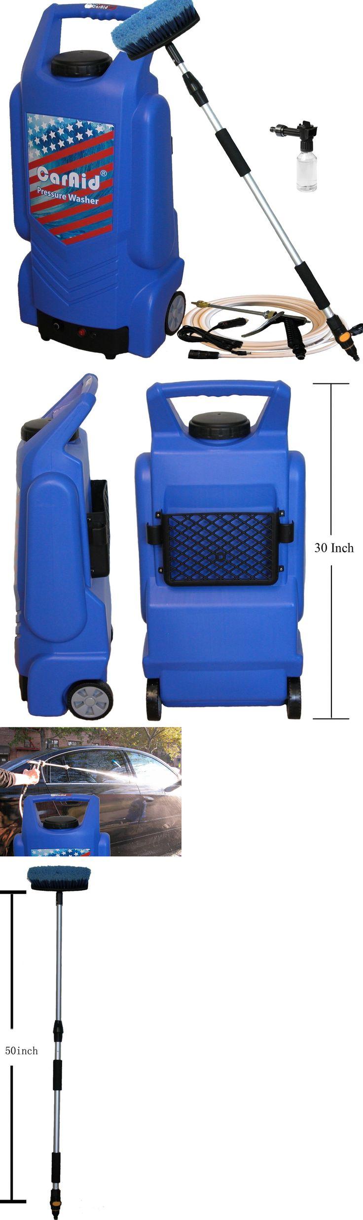 best 25 portable car washer ideas on pinterest diy. Black Bedroom Furniture Sets. Home Design Ideas
