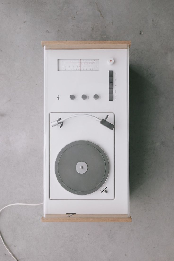 Braun Braun Werden Designgeschichte
