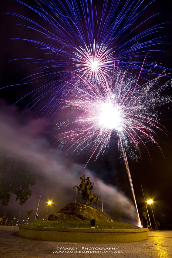 Khmer New Year: One of the the most important Festival in Cambodia. Photo Credit: Mardy Suong http://500px.com/Mardy