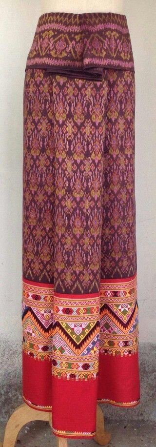 ผ้าผืนงามจาก เพจคุณ มะลิ ไซบีเรียนคลับ