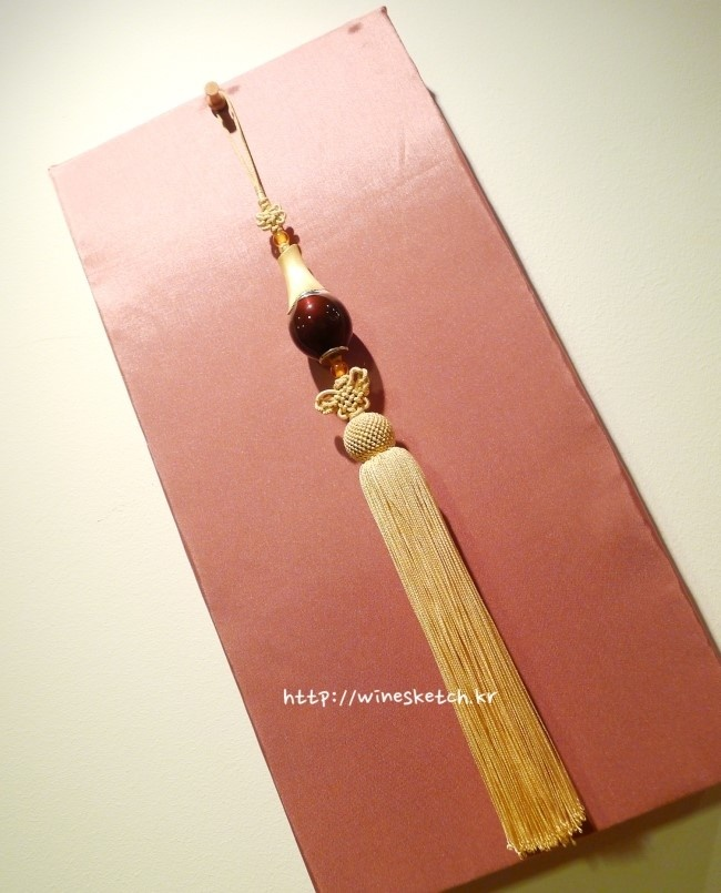 노리개 norigae - accessory for hanbok #hanbok