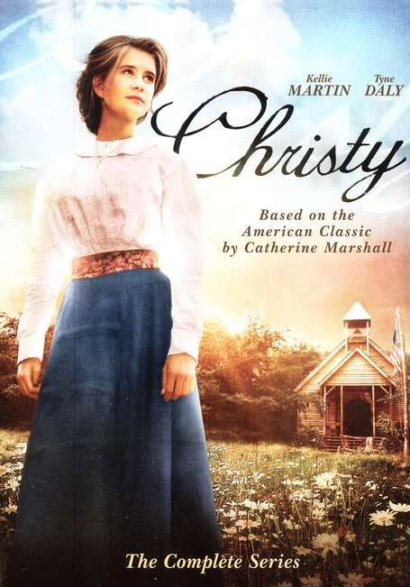 Christy: The Complete Series (Catherine Marshall) - Christian Movie/Film on DVD. http://www.christianfilmdatabase.com/review/christy-the-complete-series/