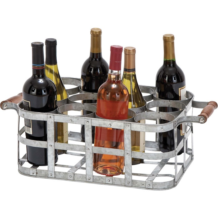 Abbey Wine Bottle Holder