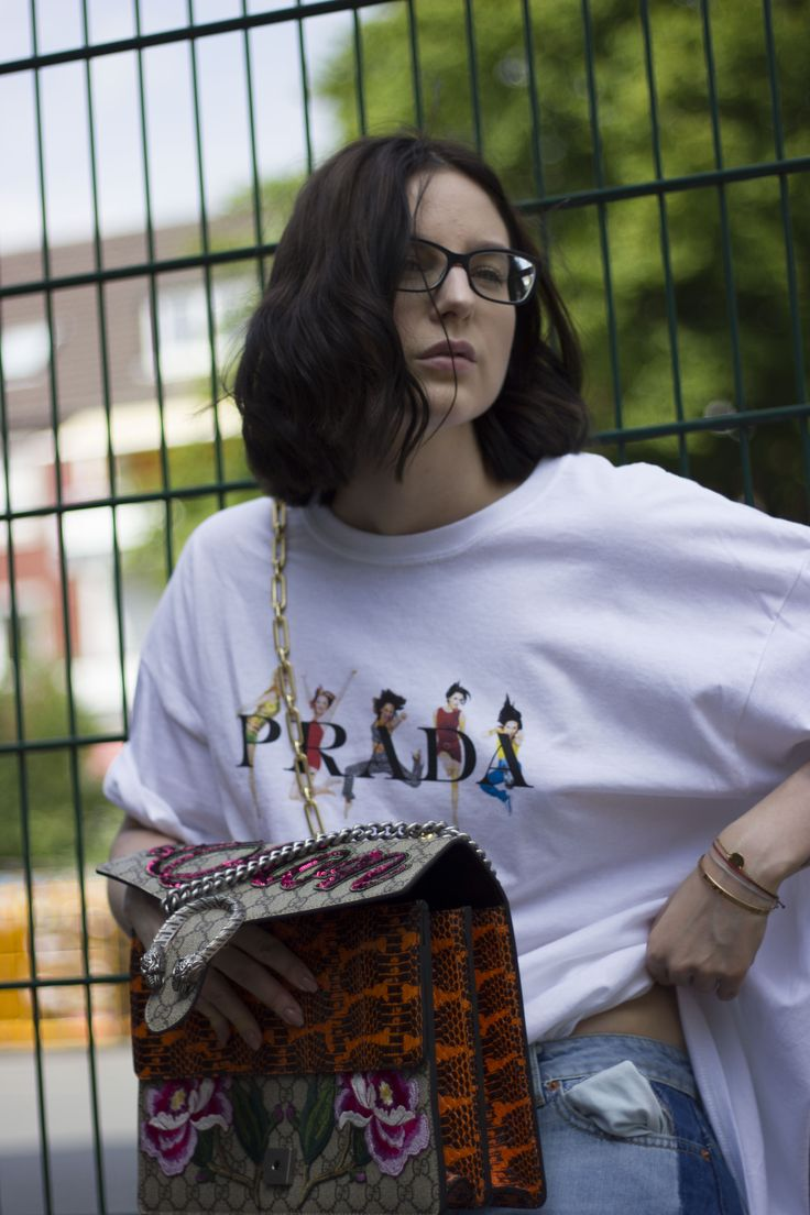 Prada Spice Girls Shirt