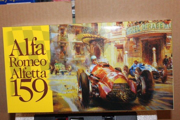 51 Exoto Alfa Romeo Alfetta 159 Winner GP Spain J.M.Fangio 1/18 #exoto