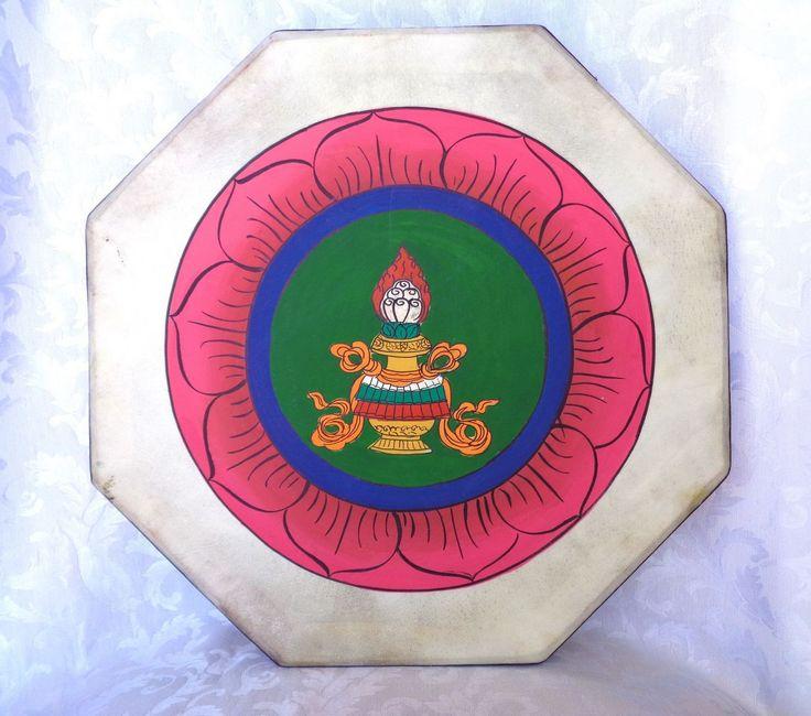 Tamburo Oceanico Nepalese 30cm