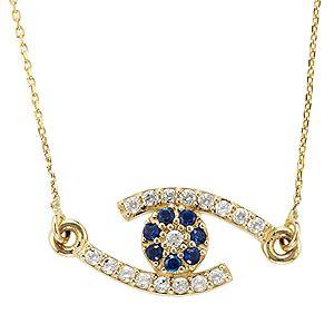 Stylish gold necklace www.gold4U.gr
