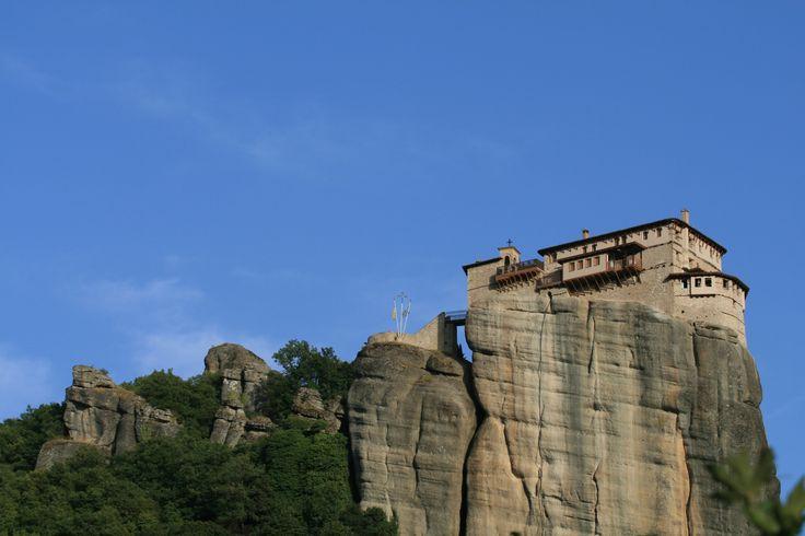 Meteoras monasteries, Greece