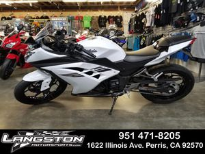 2017 Kawasaki Ninja® 300 For Sale Temecula California