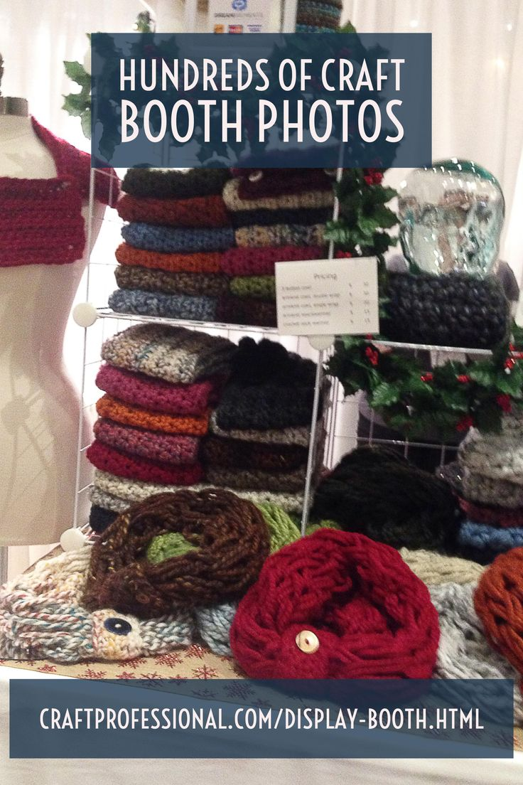 Hundreds of craft show display photos here - http://www.craftprofessional.com/display-booth.html