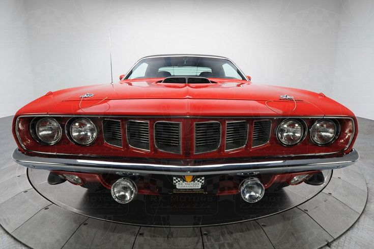1970 – 1971 Plymouth Hemi Cuda Pictures, Photos, Wallpapers And Videos  – My Favorite Muscle Cars