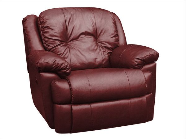 Available in our full line of #leather #grades and colors, the Portland #Recliner offers up a lifetime of comfort and enjoyment.