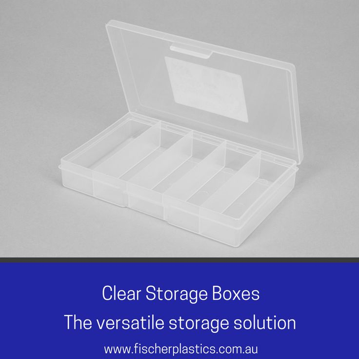 Our Clear Storage Boxes are ideal for storing smaller bits and pieces such as sewing kits  sc 1 st  Pinterest & The 49 best Clear storage boxes images on Pinterest | Storage boxes ...