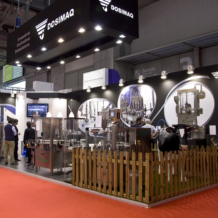 17 best images about stands de dise o para ferias y for Stand salon original