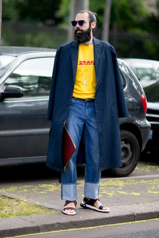 Best street style from Paris Men's Fashion Week SS17 — Day 5