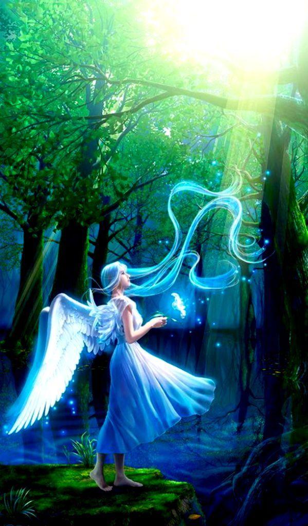 Красивые картинки феи воды