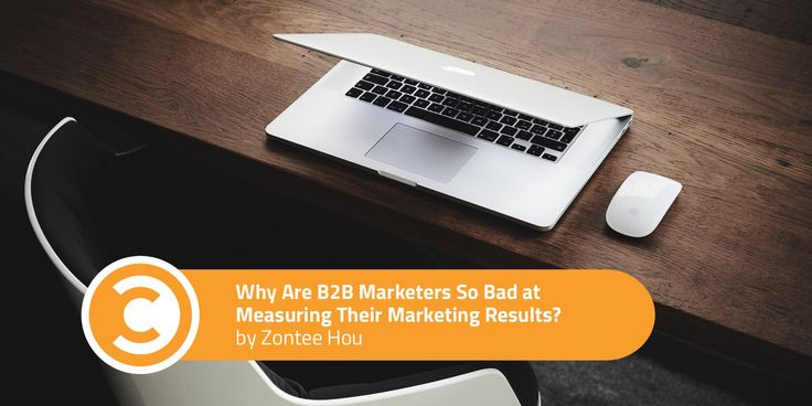 Why Are B2B Marketers So Bad at Measuring Their Marketing Results? http://ift.tt/2FgO5eR  87 percent of B2B marketers say they use analytics tools to manage their content marketing efforts but only 35 percent say they measure content marketing return-on-investment (ROI).  Thats a pretty big disconnect.  If we have the tools why arent we measuring the value of the content that were spending time resources and energy on creating?  This data comes from the 2018 B2B Content Marketing report from…