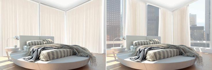 Eleganza Sheers - Awnings Pergolas Window Shades Blinds Toronto