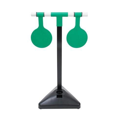 RTS Dual Swinging Racket Reactive Target System - Green