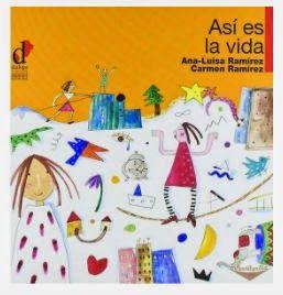 """Libro infantil """"Así es la vida"""", para aprender a tolerar la frustración"""