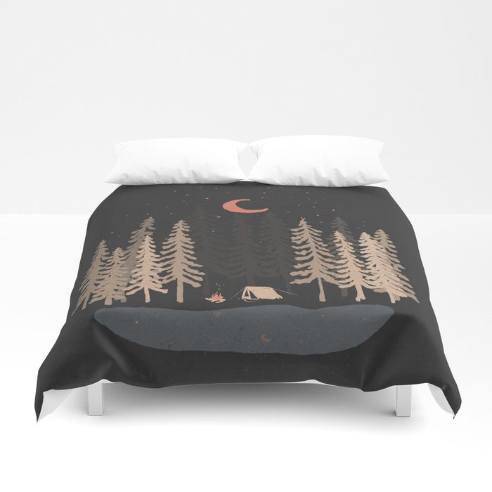Feeling Small... Duvet Cover by NDTank | Society6