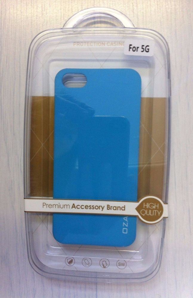 Premium Quality iPhone 5G Protective casing with Shock Absorption and Anti-Slip.