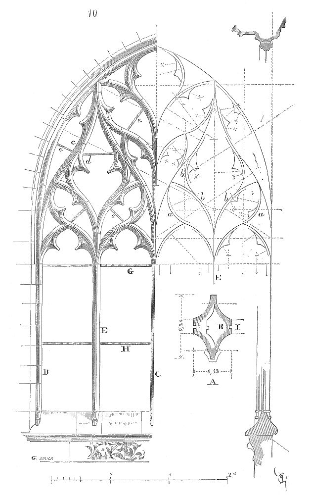 25 best ideas about gothic architecture drawing on for Fenetre meaning