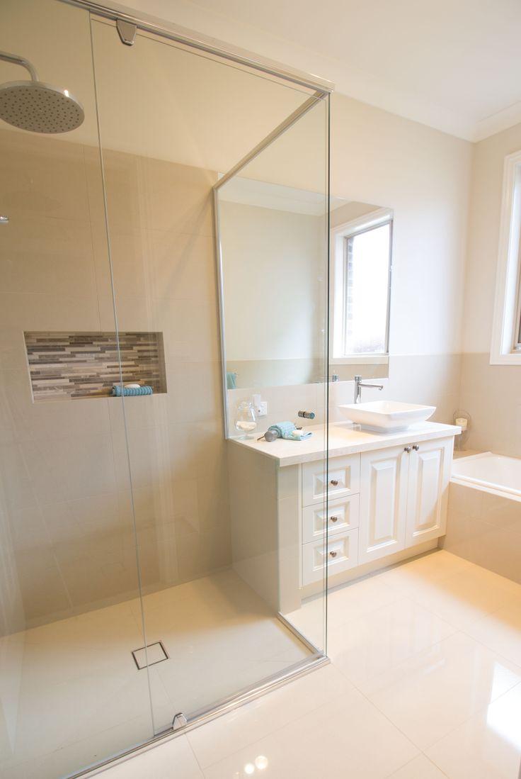 Traditional style bathroom vanity. www.thekitchendesigncentre.com.au