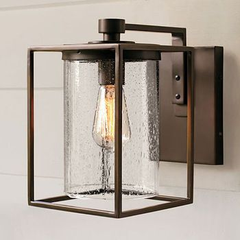 Loft Vintage Industrial American Country Lustre Clear Glass Edison Wall Sconce Lamp Outdoor Balcony Home Decor Modern Lighting
