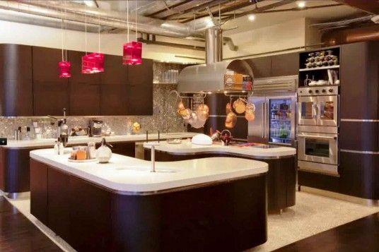 Inspiring Luxury Kitchen Decorations Ideas