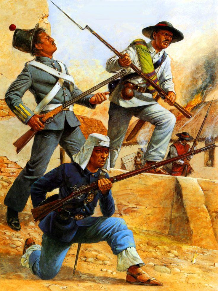 US Mexican War Society Records
