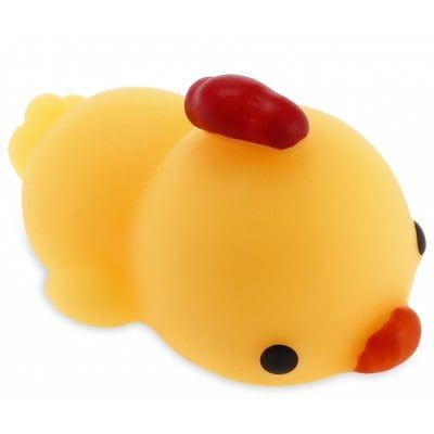 Just US$1.97, buy Cute Cartoon Chick Mini Animal TPR Squishy Toy online shopping at GearBest.com Mobile.