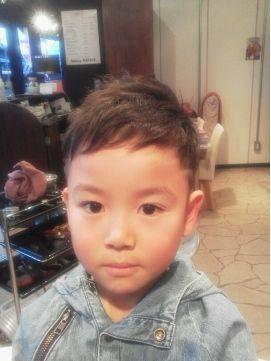 キッズ ヘアスタイル 男の子 ツーブロック - 【男の子向け】キッズショートヘア画像集。子供の髪型でもう迷わ