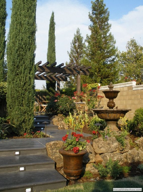 Diy Tuscan Backyard : 1000+ images about Tuscan style on Pinterest
