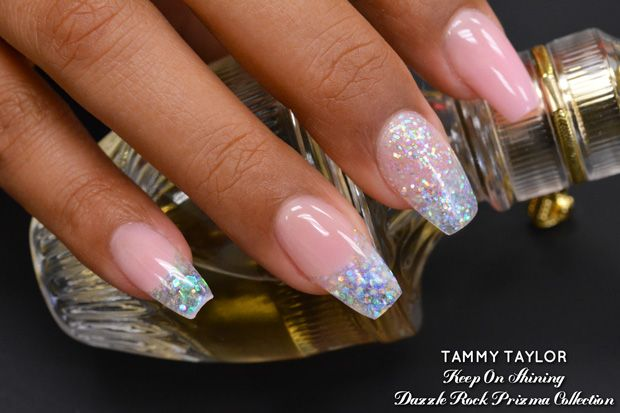 KEEP ON SHINNING DAZZLING GLITTER COLLECTION TAMMY TAYLOR - adnails-manucure