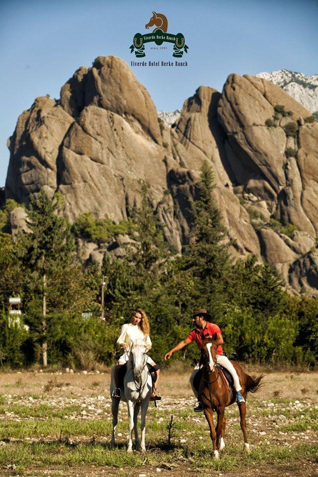 #Riding #Club #Viverde #Hotel #Berke #Ranch #Kemer