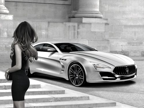 New Maserati Luxury car
