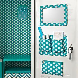 locker supplies magnetic locker accessories pbteen - Locker Designs Ideas