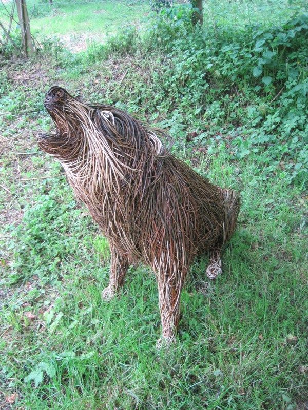 Willow Sculpture - Bob Johnston Baskets
