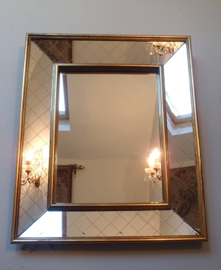 1000 images about on the wall antiques c20th all glass for Mirror frame styles