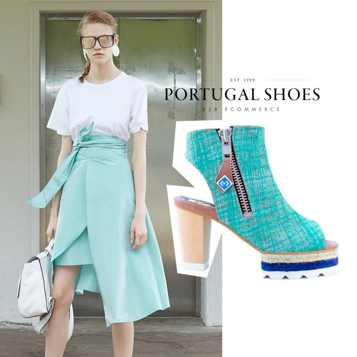 Missing Summer? Find some inspiration with these Lazuli sandals: bit.ly/1YQsFoq